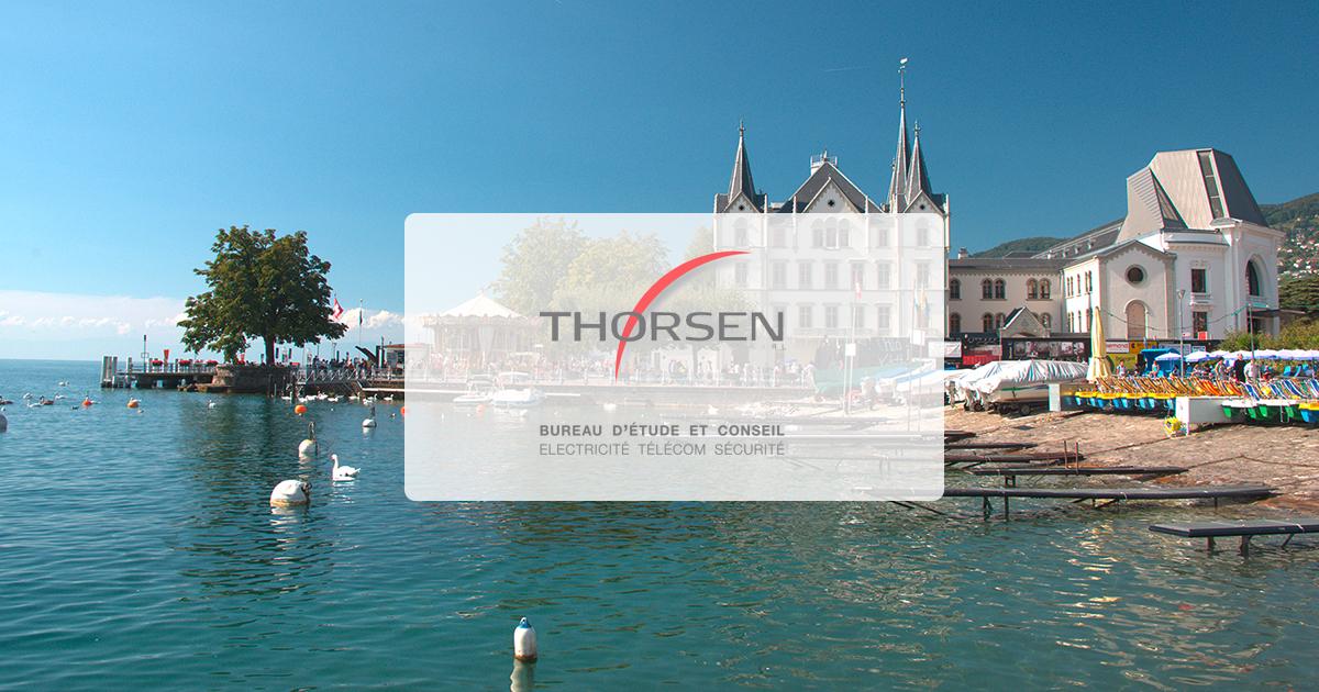 Thorsen bureau d ingénieurs